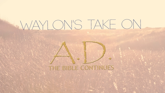WAYLON'S TAKE